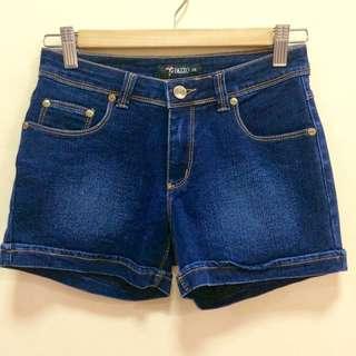 Pazzo Denim Shorts