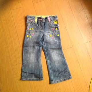 Kids Signature Denim Pants NEXT Brand