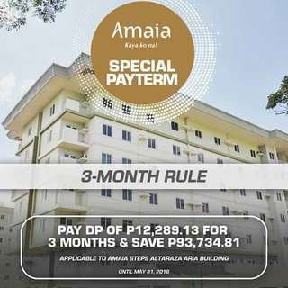 Affordable Condominuim in metro manila