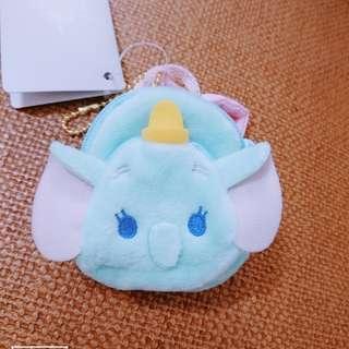🚚 迪士尼瑪莉貓小背包小飛象小背包