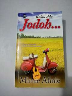 Kalau Ada Jodoh (Malay Novel)