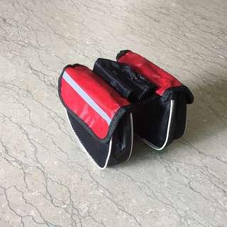 Saddle bag for Bicycle & e-bikes