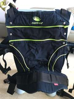 Preloved Manduca Baby Carrier