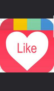 Like for Like !!!! Max 15