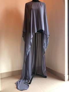 Short Abaya