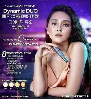 LUXXE REVEAL DYNAMIC DUO