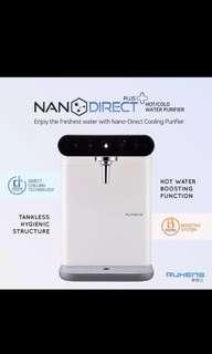 Ruhens Nano direct alkaline water dispenser