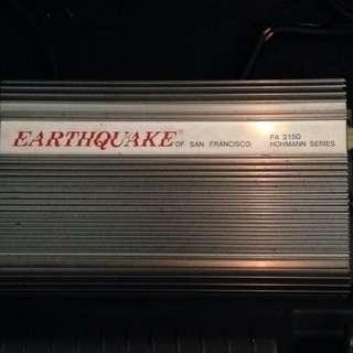 Earthquake 2ch Amplifier (USA)