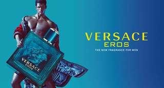 Versace Eros Edt For Men 100ml