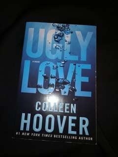 Ugly Love - Colleen Hoover [Good as new!]