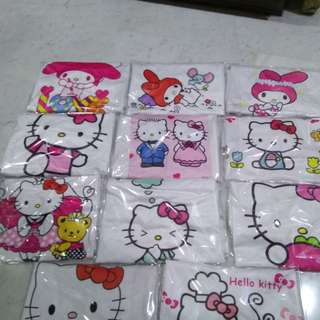 Hello kitty,  Melody and LTS Dri-FIT Tshirt