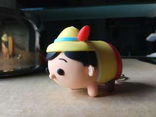 TsumTsum Pinocchio Keychain