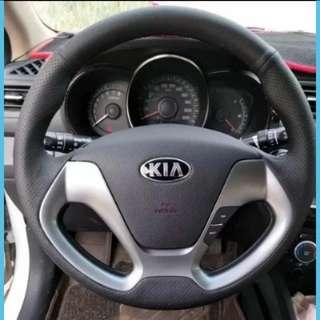 Customised Car Steering Wheel Cover