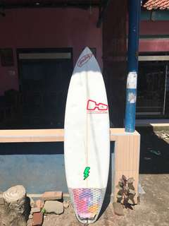 Surf board Harlem Made in japan Size 5,10