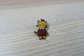 九十年代中古徽章pin