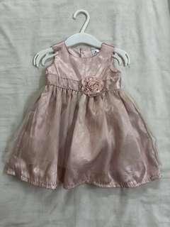 Carter's Baby Dress (6 months)