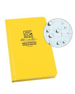 All-Weather Hard Cover Notebook