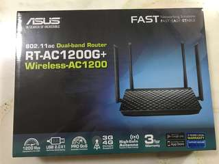 Asus Dual Band Router