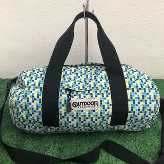 Outdoor boston bag