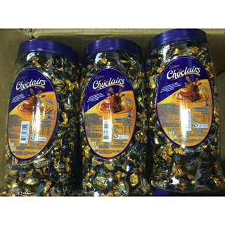 CADBURRY CHOCLAIRS
