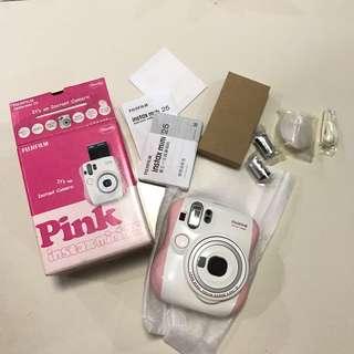 KAMERA POLAROID KAMERA FUJIFILM INSTAX mini 25 kamera pink polaroid fujifilm pink