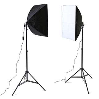 2 Piece Photoshoot Light