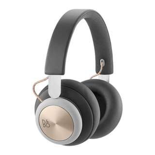 B&O BeoPlay H4 Wireless Over-Ear Headphones, Charcoal Grey With 2 Years Warranty