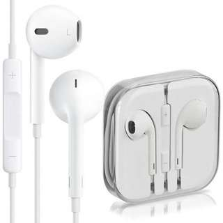 Orignal authentic apple earpods/earphones