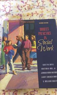 Direct studies in social work
