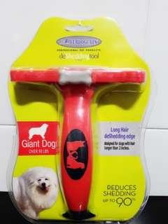 Pet deshedding tool large size