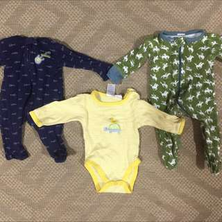 baby sleepsuits and romper