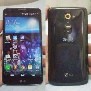 LG G2 Black 32gb 2gb ram  4G LTE LG-F320 Openline