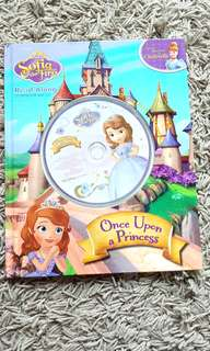 🐦👑 Read-along/ Sofia the First / Once Upon a Princess