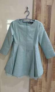 Light Blue Top/ Dress