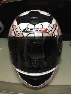 Helmet Full face LS2