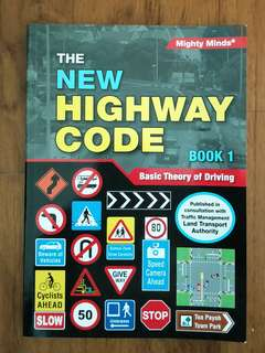 Basic Theory Book 1 New Highway Code