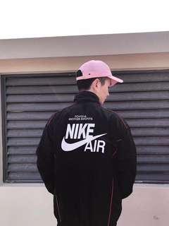 🚚 Nike古著皮膚衣夾克