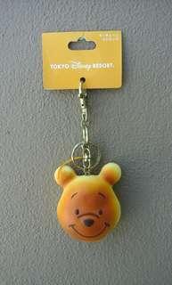 Winnie The Pooh Keychain