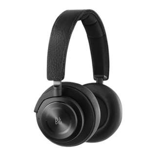 B&O BeoPlay H9 Wireless Over-Ear Headphones, Arcilla Black With 2 Years Warranty