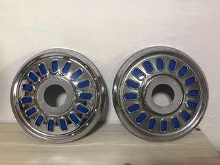 """Vespa 8"""" Wheel Disc Cover"""