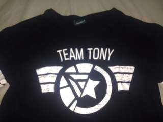 TEAM TONY SHIRT