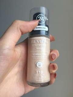 Revlon Normal/Dry Foundation