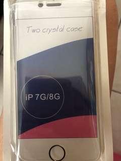 🚚 Iphone7/8 前後包透明殼