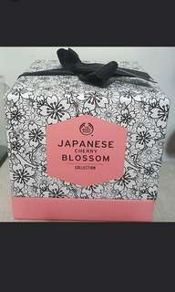 Mother's Day Gift The BodyShop Japanese Cherry Blossom Collection Gift Set
