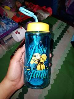 Minions Water Bottle By Zak Designs