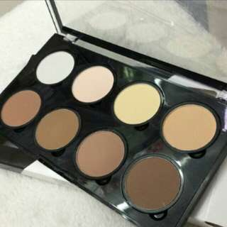 FOR SWAP: AUTHENTIC NYX HIGHLIGHT AND CONTOUR PRO PALETTE