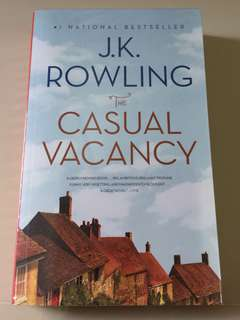 Casual Vacancy - J. K. Rowling