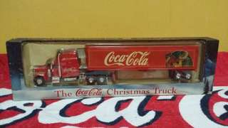 Coca Cola Collectable Toy Truck