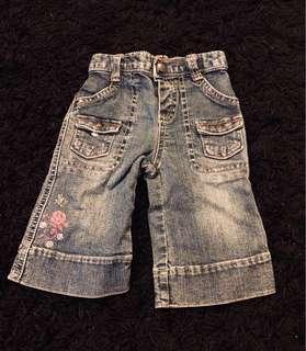 Maong pants