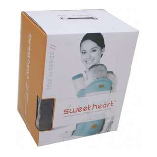 Sweet Heart Paris Four Position 360 Baby Carrier